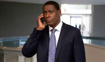 dying friend inspired david harewood - India TV