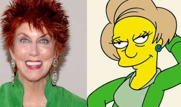 edna s character to retire in the simpsons post...