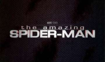 first look of the amazing spider man - India TV