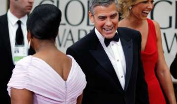 george clooney meryl streep bag major golden...
