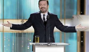 golden globe nominees ready for gervais wrath -...