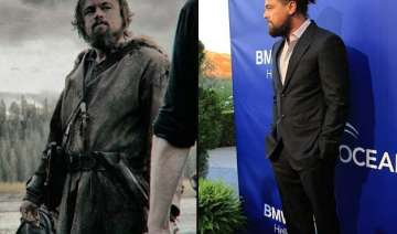 dicaprio s beard mystery solved its for the...