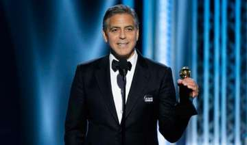 george cloooney experesses his love for wife on...