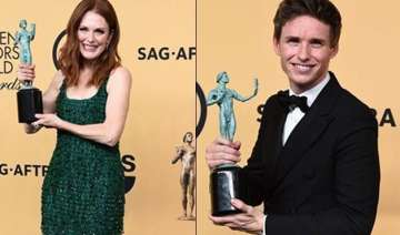 21st annual sag awards and the winners are... -...