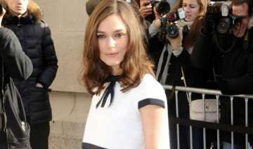 keira knightley missing on pre award events due...
