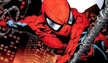 alleged first look at new spider man leaks online...