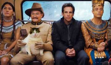 night at the museum secret of the tomb movie...