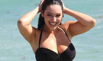 kelly brook wants to be pregnant - India TV