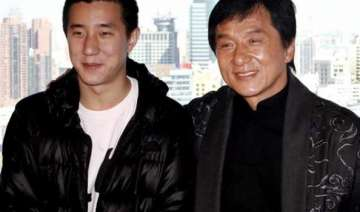 jackie chan s son gets six months jail - India TV