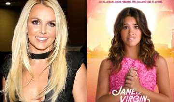 britney spears gives goosebumps to jane the...
