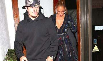 jennifer lopez cleavage show on date night with...