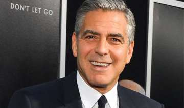 george clooney s conversation with executive...