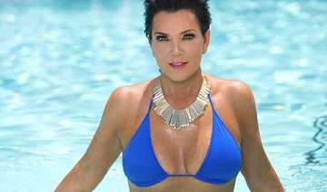 kris jenner being blackmailed over her nude video...