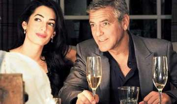 no trouble in clooney and alamuddin s paradise -...