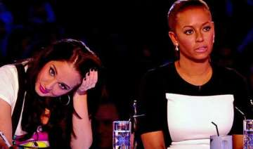 tulisa to replace sick mel b on the x factor -...