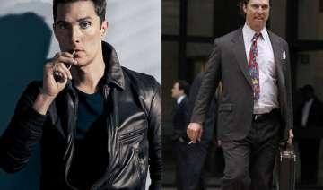 matthew mcconaughey loses hair gains weight for...