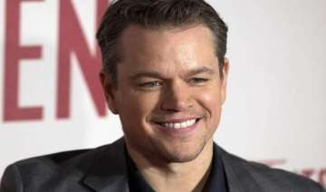 marriage is insane matt damon - India TV
