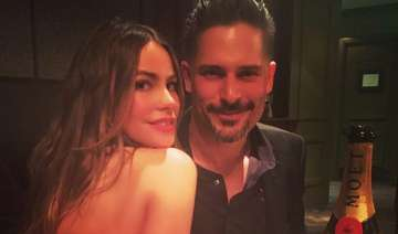 sofia vergara joe manganiello engagement party...