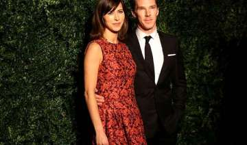 benedict cumberbatch over the moon with baby news...