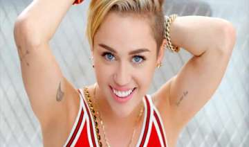 miley cyrus uses drip for energy boost - India TV
