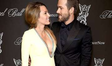 blake lively ryan reynolds become parents - India...