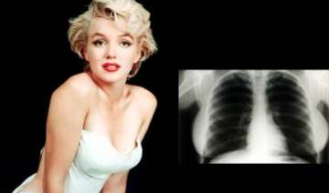 marilyn monroe x rays snapped up for 45 000 -...
