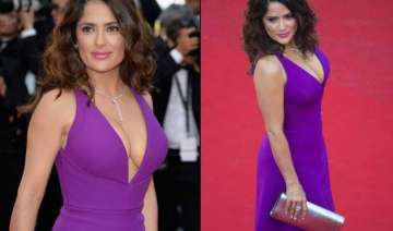 salma hayek says no to selfies - India TV