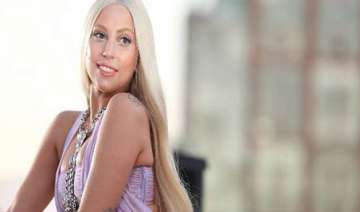 lady gaga expresses herself with songs - India TV
