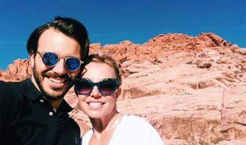 britney spears s beau credits his past for their...