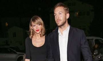 calvin harris rubbishes rumours about break up...