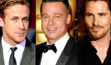 brad pitt ryan gosling bale to star in the big...