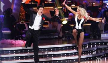 donny osmond wins dancing with the stars - India...