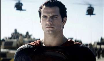 it was tough to play superman henry cavill -...