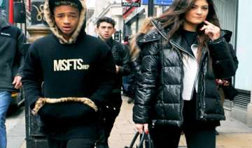 jaden smith very supportive kylie jenner - India...