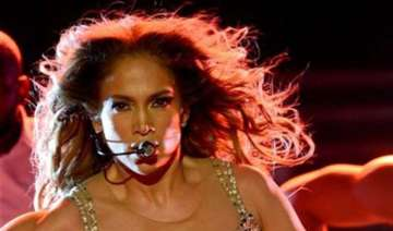 jlo glad casper is there for her - India TV