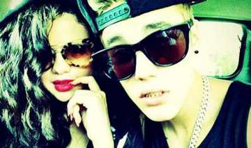 justin bieber selena gomez party together - India...