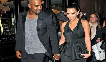 kanye won t be around kim during delivery - India...