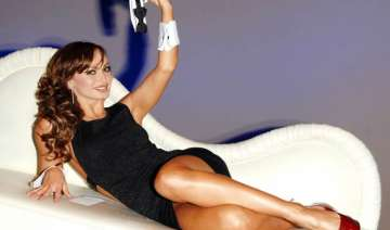 karina smirnoff is thrilled to show off toned...