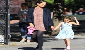 katie holmes not ready for love - India TV