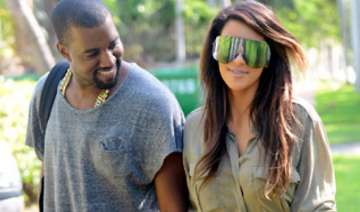 kim kanye won t sell daughter s photos - India TV