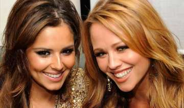 kimberley walsh not brave as cheryl cole for...