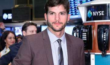 kutcher rings nyse opening bell to promote jobs...