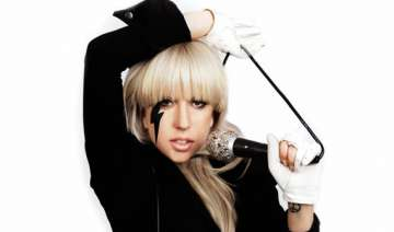 lady gaga slips and falls during live concert...