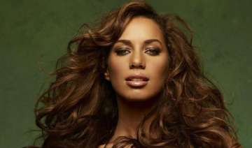 leona lewis compares beauty with game - India TV
