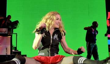 madonna s insecurity about her thighs - India TV