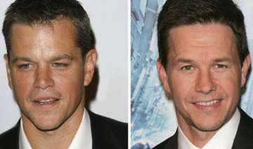 mark wahlberg mistaken for matt damon - India TV
