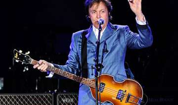 mccartney to stage charity gig for sandy victims...