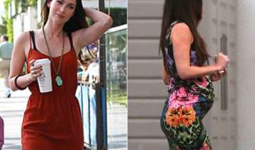 megan fox pregnant with second child - India TV