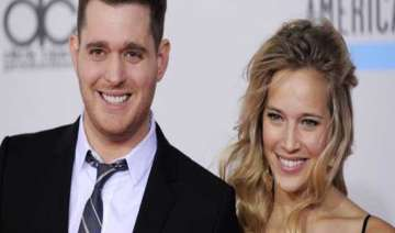 michael buble becomes a father - India TV