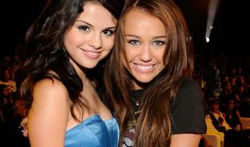 miley cyrus selena gomez once fought over nick...